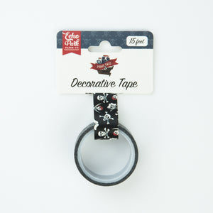 JOLLY ROGER DECORATIVE TAPE by ECHO PARK
