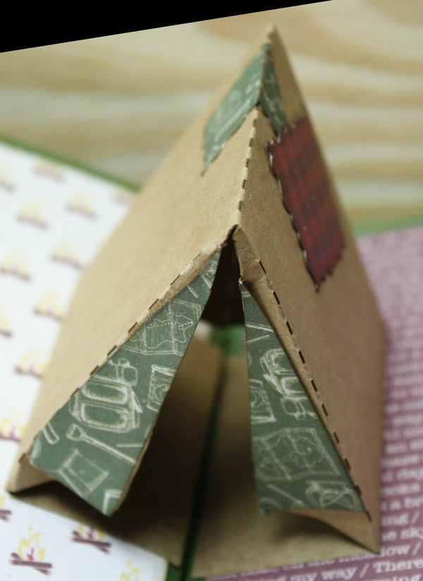 Great Outdoors Mini Book by Nancy Wethington