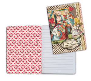 Notebook A5 Mad Hatter by Stamperia