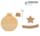 Home - December Ornament by Foundation Decor