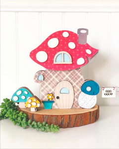 Gnome Home Zuhause by Foundations Decor **SHIPPING AUGUST**