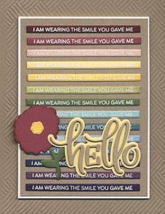 Hello Stamps  Say It With Stamps Collection by Photo Play Paper **PRE-ORDER**