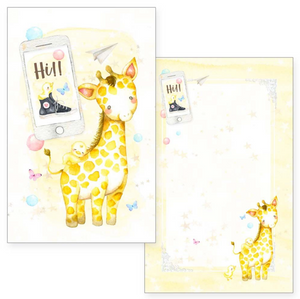 Dream Land Collection Journaling Cards