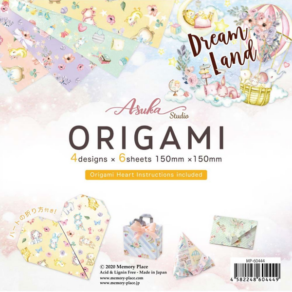 Dreamland 6x6 Collection  - Origami