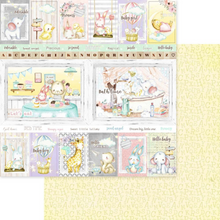 Dream Land Collection 6x6 Paper Pad - Dream Land