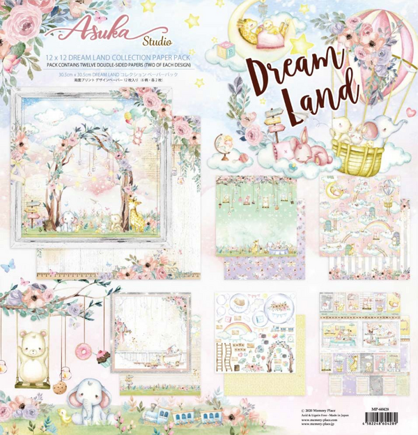 Dreamland 12x12 Collection Pack