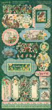Woodland Friends Cardstock Stickers **SHIPPING SEPTEMBER**