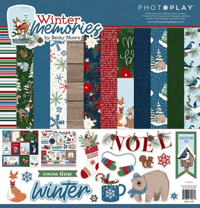 Winter Memories Collection Kit  **Shipping October**
