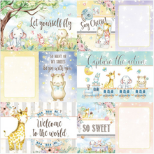 Dreamland 4x6 Journaling Cards 1