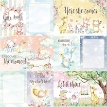 Dreamland 4x6 Journaling Cards 3