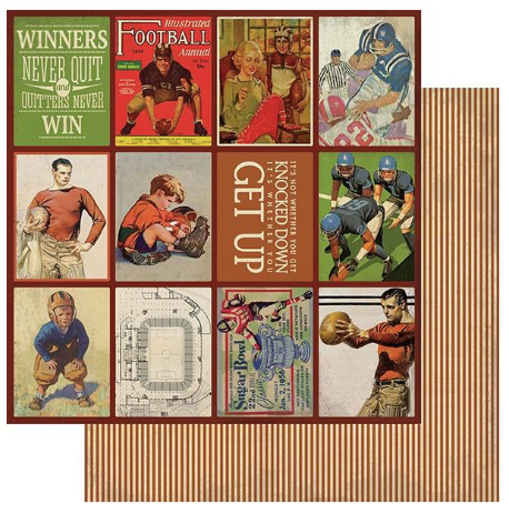 All-Star Paper Pack - Football