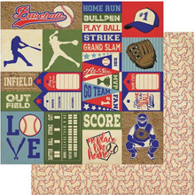 All-Star Paper Pack - Baseball