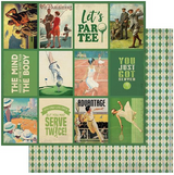 All-Star Paper Pack - Golf & Tennis