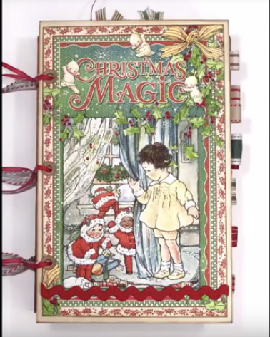 Christmas Magic Countdown to Christmas Project featuring  by Annette Green