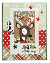 Merry and Bright Christmas Card Kit by Simple Stories