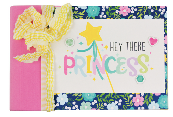 Little Princess SN@P! Binder Kit by Simple Stories
