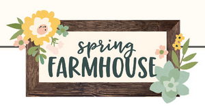 Spring Farmhouse Page Kit by Simple Stories