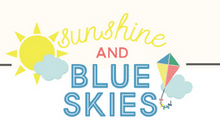 Sunshine and Blue Skies SN@P! Binder by Simple Stories