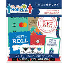 The New Normal Ephemera by Photoplay Paper