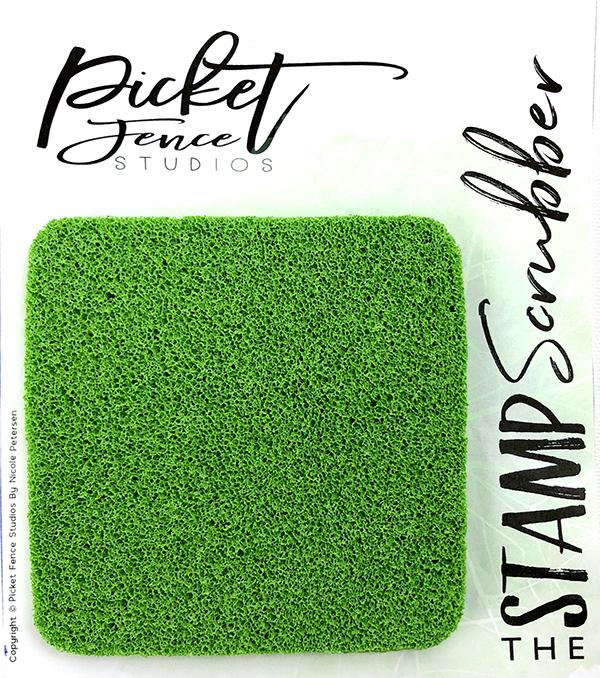 Picket Fence Studios The Stamp Scrubber