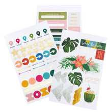 Heidi Swapp Art Walk Small Sticker Pack 201/Pkg
