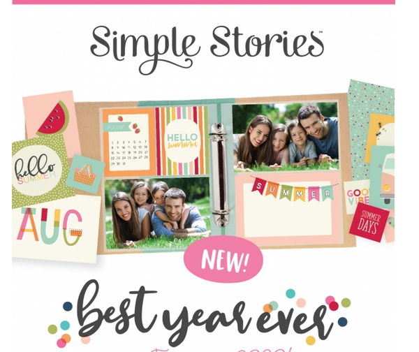 Best Year Ever Collection Paper Kit