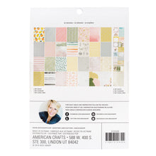 "Heidi Swapp Single-Sided Paper Pad 6""X8"" 36/Pkg Storyline Chapters"