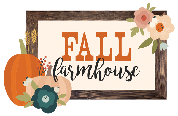 Fall Farmhouse Embellishment Kit