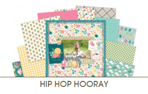 Hip Hop Hooray Collection Paper Kit