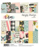 I AM 6x8 Paper Pad by Simple Stories