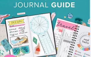 Journal guide We R Memory Keepers  FREE SHIPPING