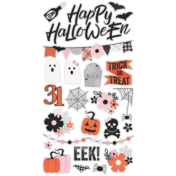 Happy Haunting Paper Kit