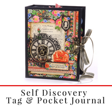 Self Discovery Journal Album from Creativation featuring Little Women by Annette Green