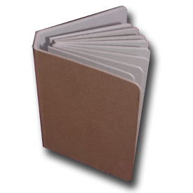 Maya Road 5 x 7 Binder Album Kraft