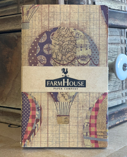 2 Pack of Farmhouse notepad