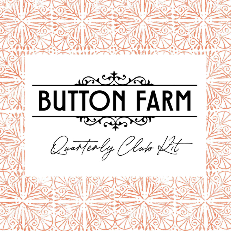 Button Farm Club Quarterly Card Kit Membership