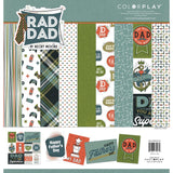 Rad Dad ColorPlay Paper Collection by Photo Play Paper
