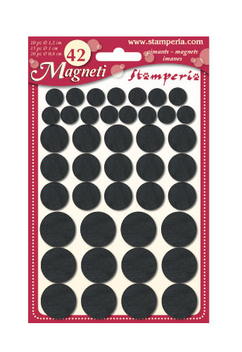 Stamperia Decorabilia 42 Small Assorted Magnets