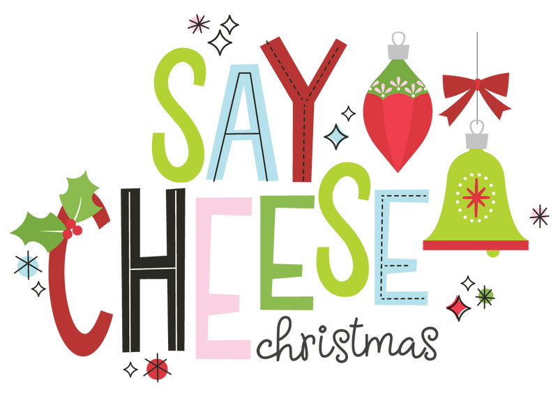 Say Cheese Christmas Collection Paper Kit