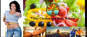 7 Day Body Reboot- Jump Start the Weight Loss and Kick the Sugar Addiction!