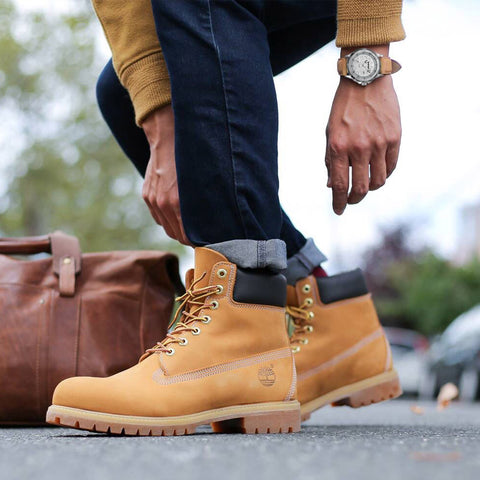 Timberland Resistant 2018