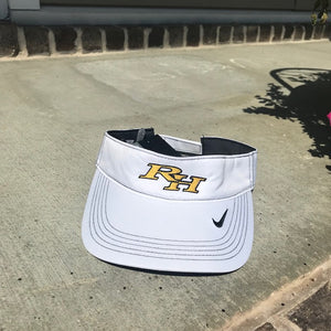 Richmond Hill Wildcat Logo Nike Visor