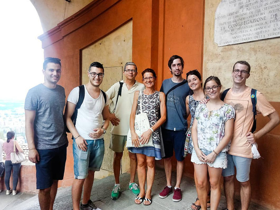 Free Walking Tour San Luca Bologna