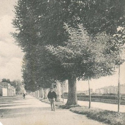 Turn-of-the-century Postcards: Modena between '800 and '900