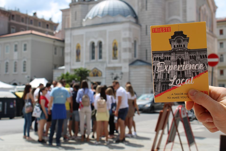 Free Walking Tour Trieste
