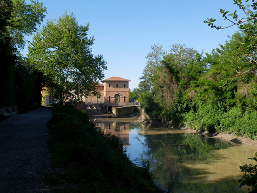 Bologna Urban Trekking | Water Routes
