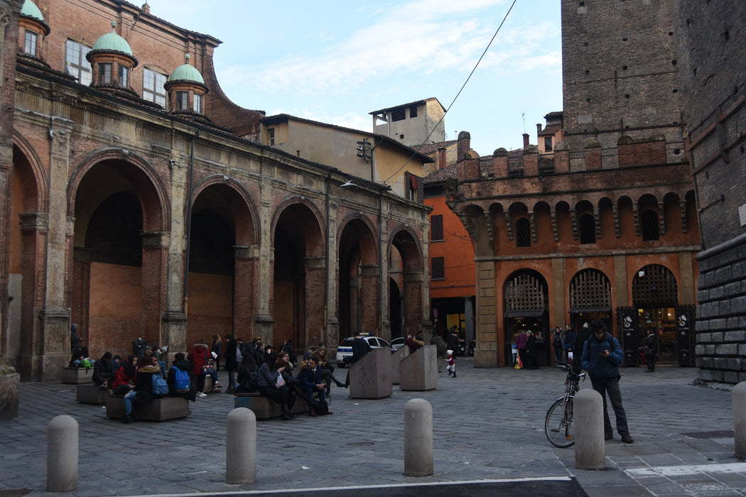 Bologna Old Town Private Tour