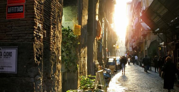 Free Walking Tour Napoli | Old Town