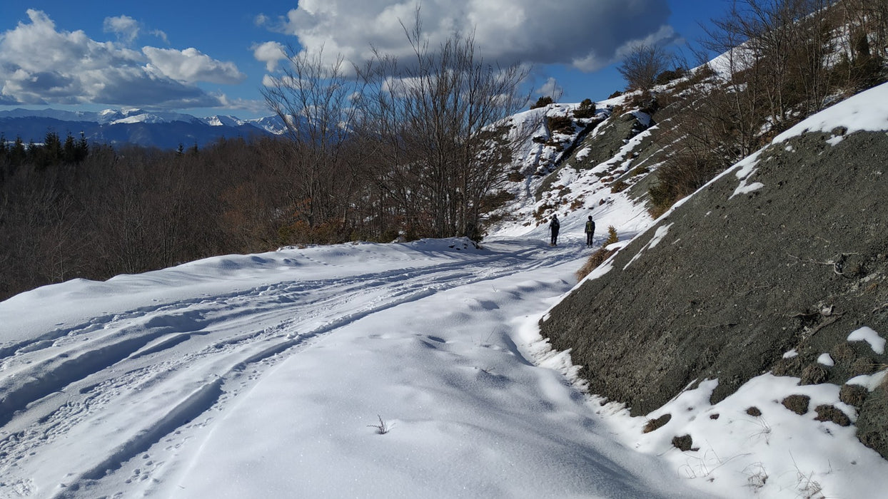 Snowshoeing Experience | Ancient Vandelli Route