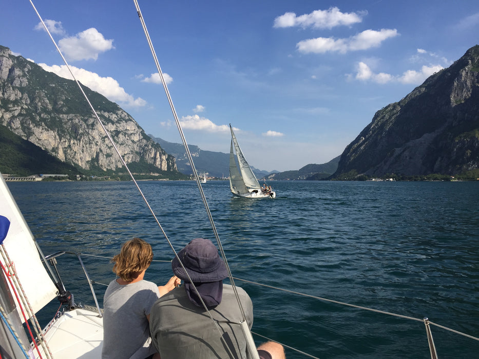 Sailing Boat Experience on Como Lake